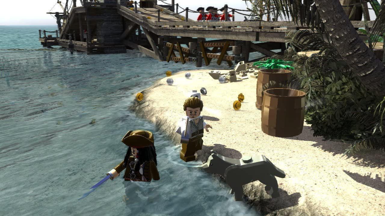 Immagine di 3DS Lego Pirates of the Caribbean