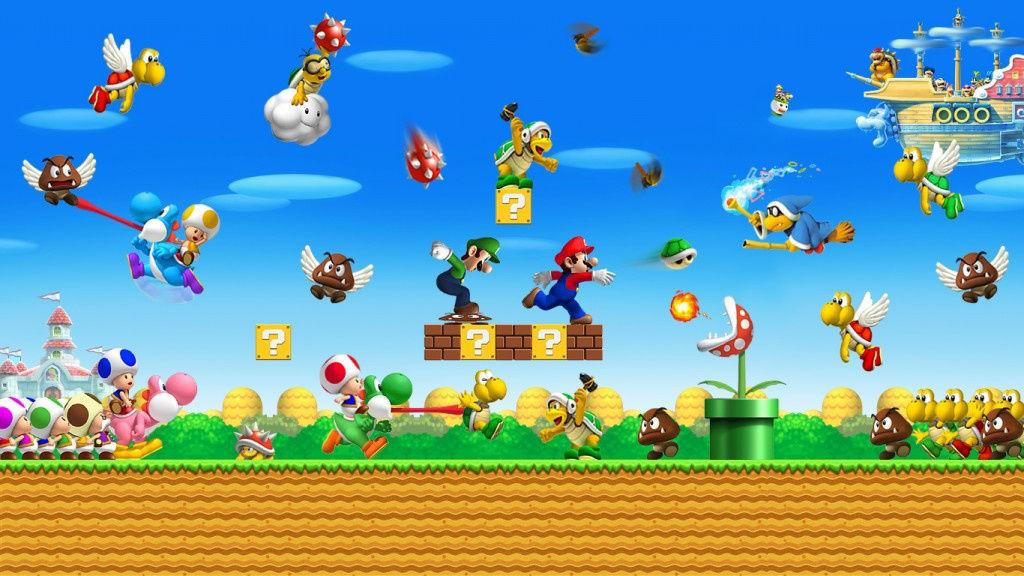 Immagine di 3DS New Super Mario Bros 2