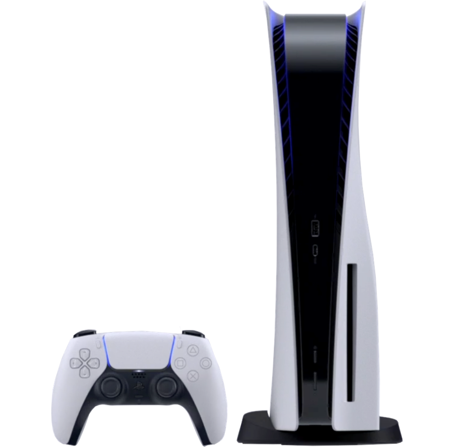 Playstation 5 White console system