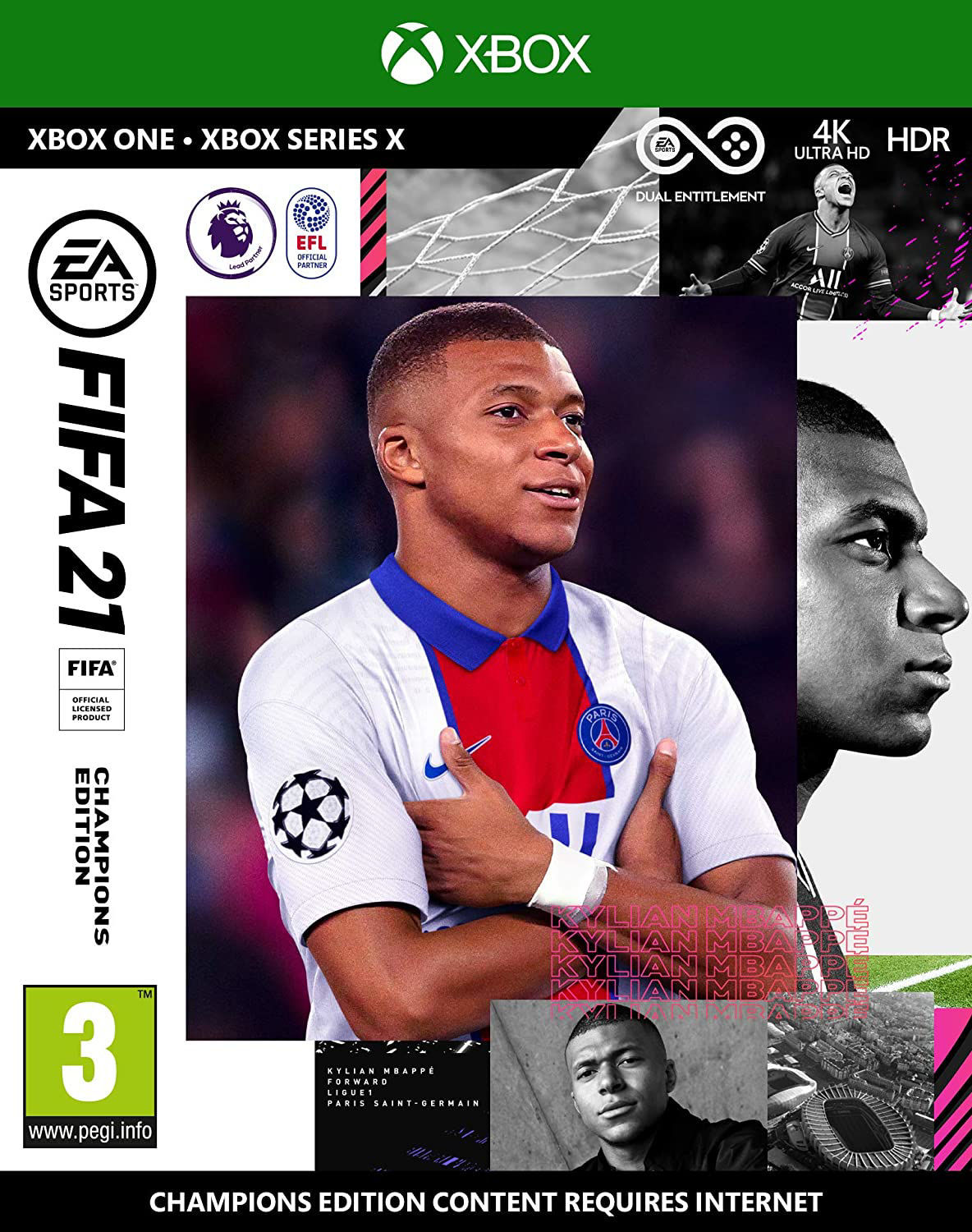 Picture of FIFA 21 CHAMPIONS EDITION