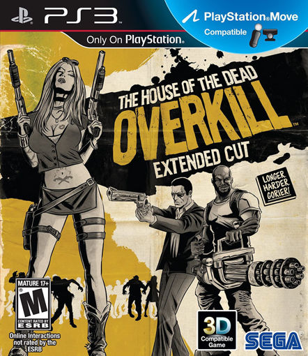 Image de House of the Dead OVERKILL - Extended Cut