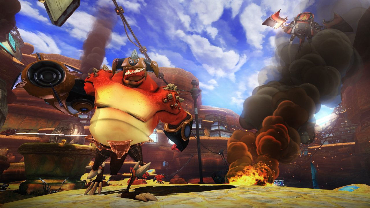 Image de Ratchet & Clank Future: A Crack In Time