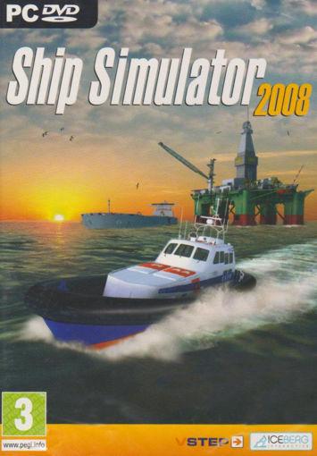 Picture of Ship Simulator 2008