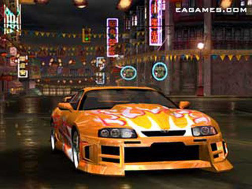 Picture of Need for Speed Underground