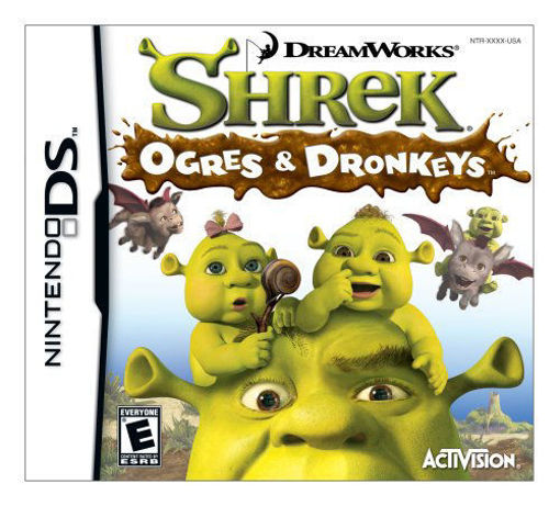 Picture of Nintendo DS Shrek the Third: Ogres and Dronkeys