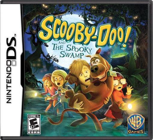 Nintendo DS - Scooby Doo Spooky Swamp