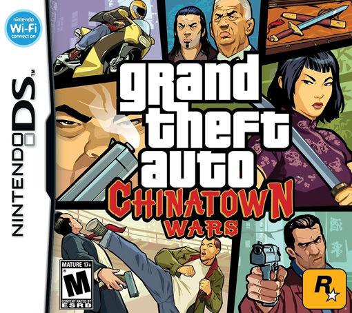 Nintendo DS - Grand Theft Auto: Chinatown Wars