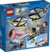 LEGO City Airport Air Race Toy, Plane & Helicopters Play Set, Aeroplane - 60260