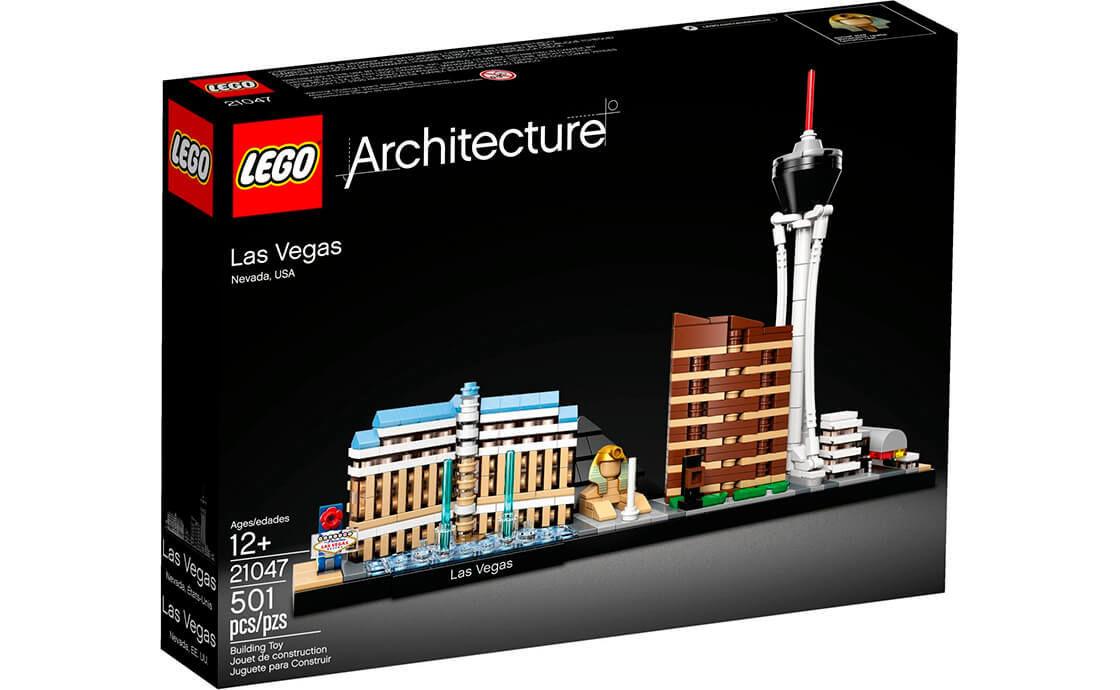 LEGO Architecture Las Vegas (21047)