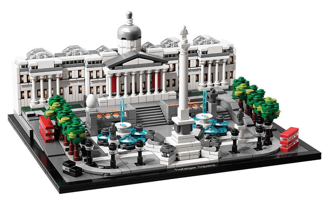 LEGO Architecture Trafalgar Square (21045)