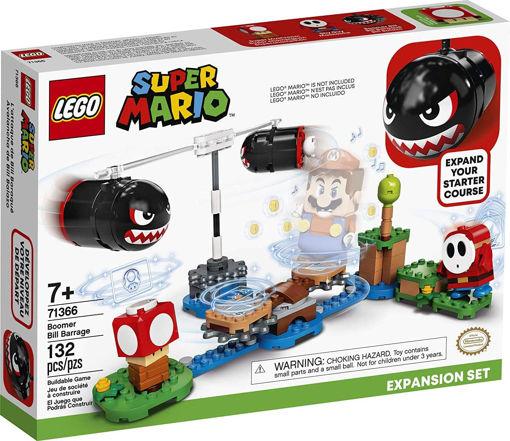 Imagen de LEGO Super Mario Boomer Bill Barrage Expansion Set (71366)
