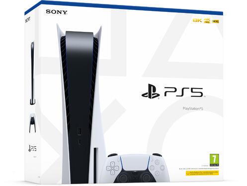Image de PlayStation 5 Europe Verion אירופאי