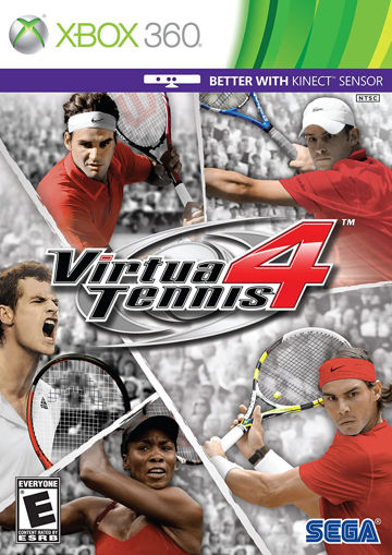 Virtua Tennis 4 - Xbox 360