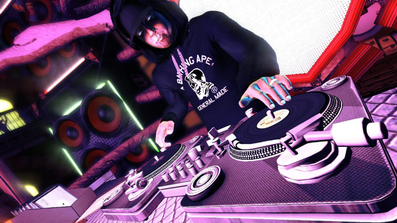 DJ Hero Stand -Xbox 360