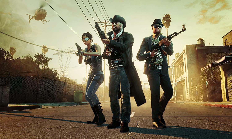Call Of Juarez: The Cartel - Xbox 360