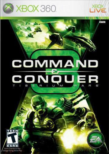 Command & Conquer 3: Tiberium Wars - Xbox 360