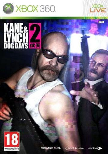 Xbox 360 - Kane & Lynch 2 Dog Days