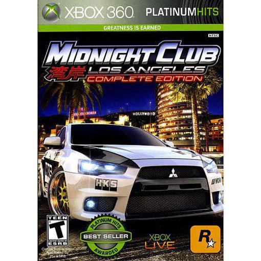 Midnight Club: Hits X360