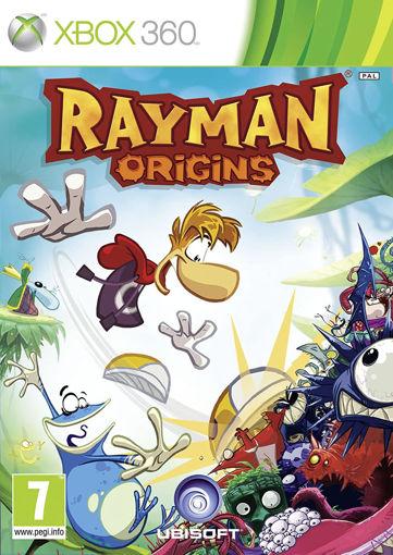 Rayman Origins Xbox 360