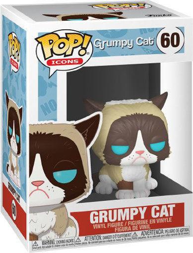 POP Icons: Grumpy Cat