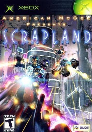 American McGee Presents Scrapland