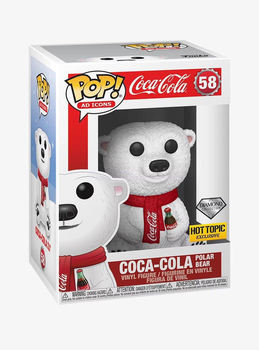 POP Ad Icons: Coca-Cola Polar Bear