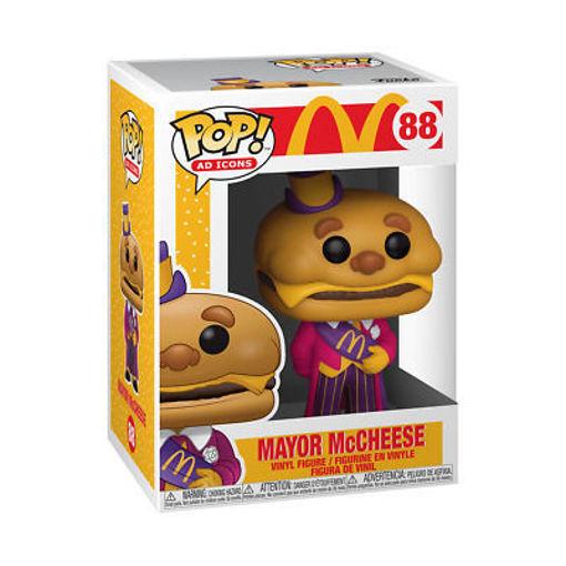 POP Ad Icons: McDonalds - Mayor McCheese
