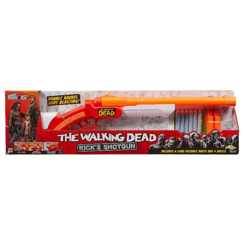 The Walking Dead Rick's Shotgun