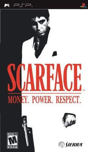 Sierra - Scarface (PSP)