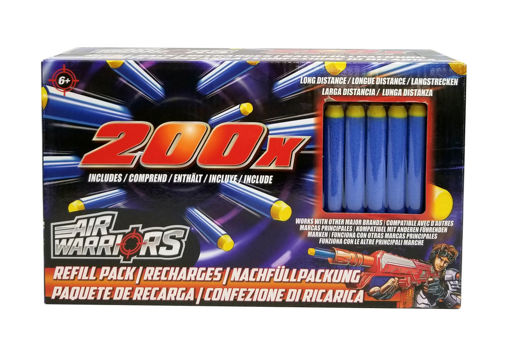 Picture of Air warriors - Mega Pack 200 Blue Arrows