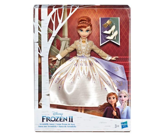 Frozen 2 Fashion Deluxe - Anna
