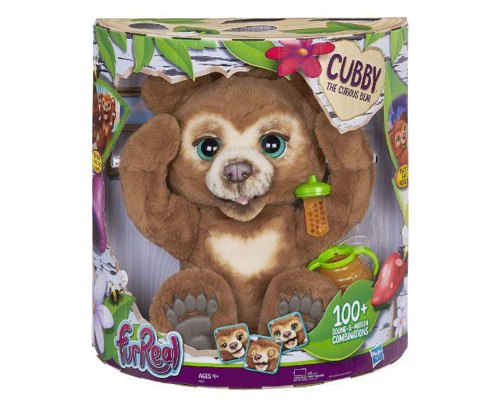 Immagine di FurReal Cubby The Curious Bear