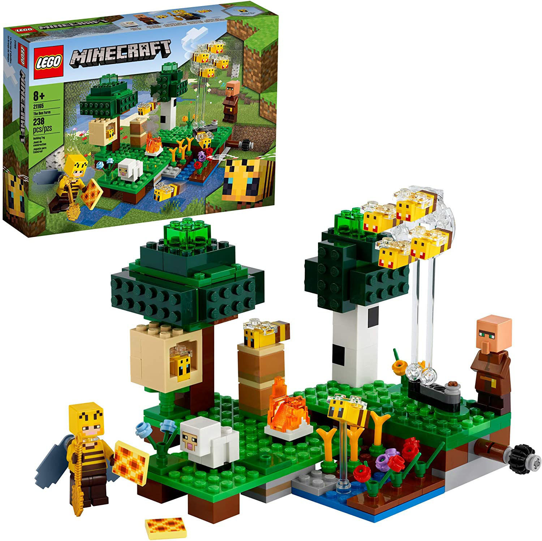 Immagine di LEGO Minecraft - The Bee Farm 21165