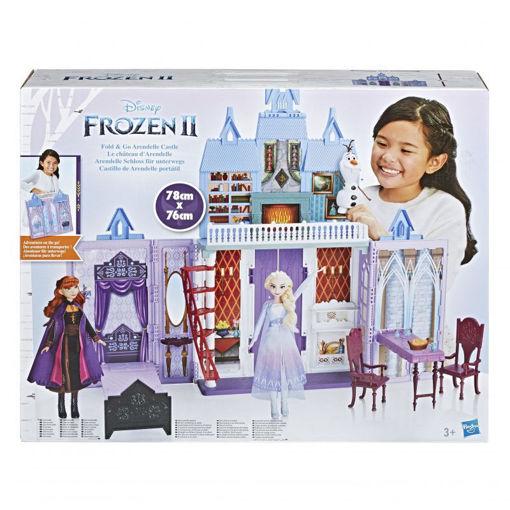 Frozen 2 - Fold And Go Arendelle Castle