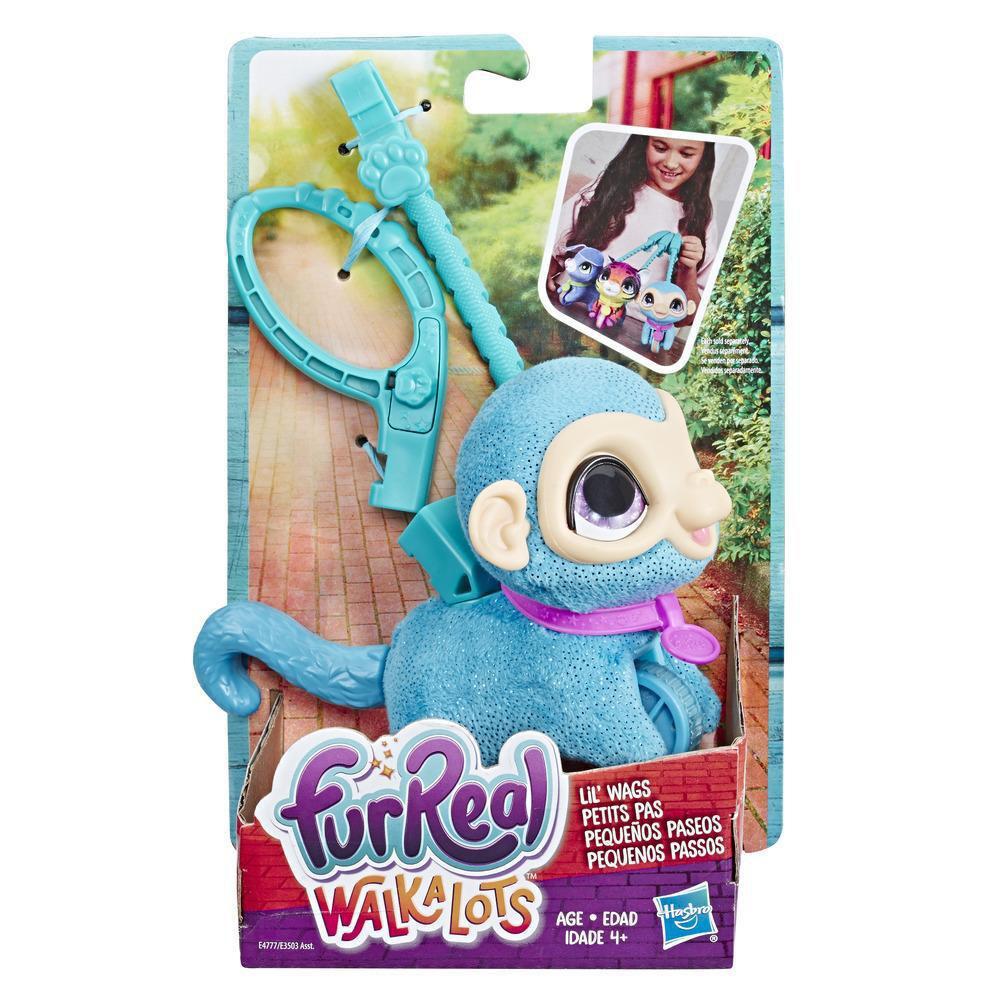 FurReal Walkalots Lil Wags Monkey