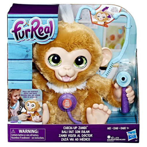 FurReal Check-Up Zandi