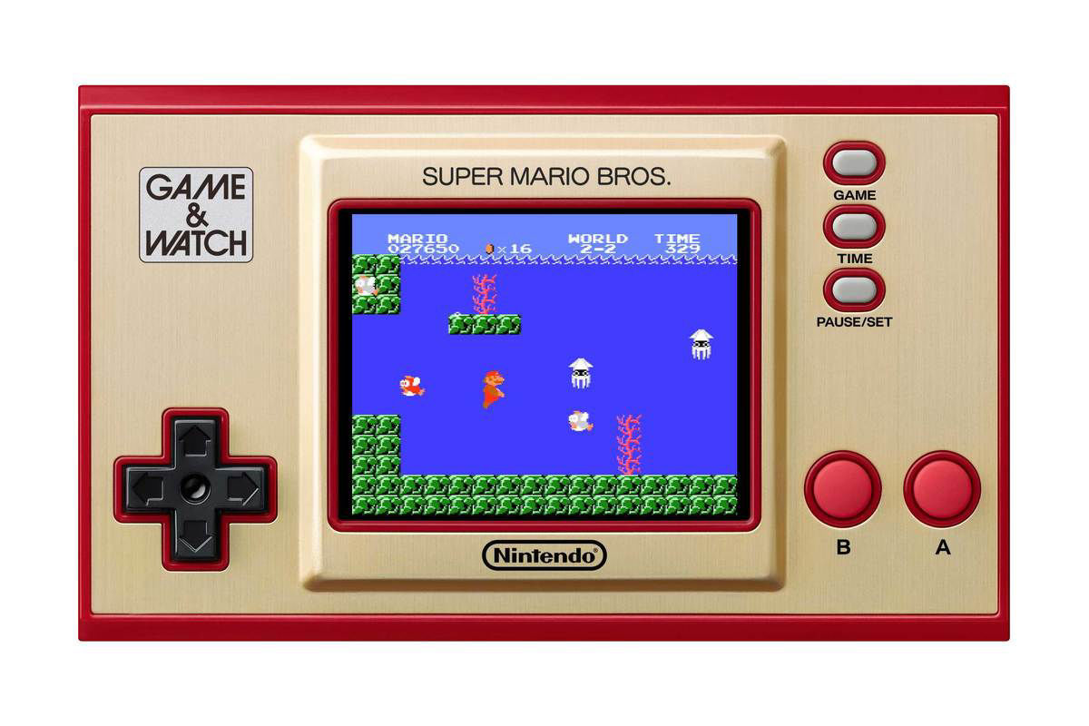 Imagen de Game & Watch: Super Mario Bros