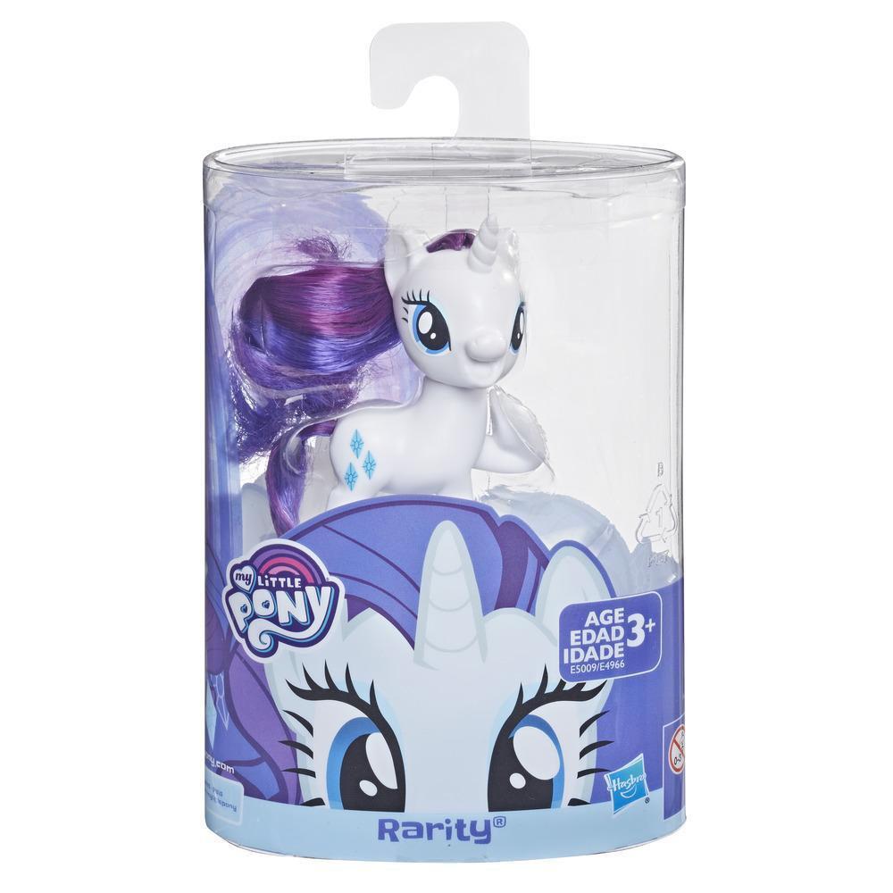 My Little Pony Mane Pony Rarity Classic Figure