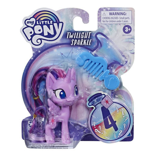 My Little Pony Magic pony with comb Twilight Sparkle