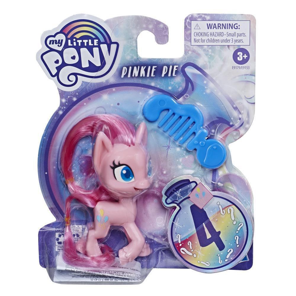 My Little Pony Magic Pony with Pinkie Pie comb