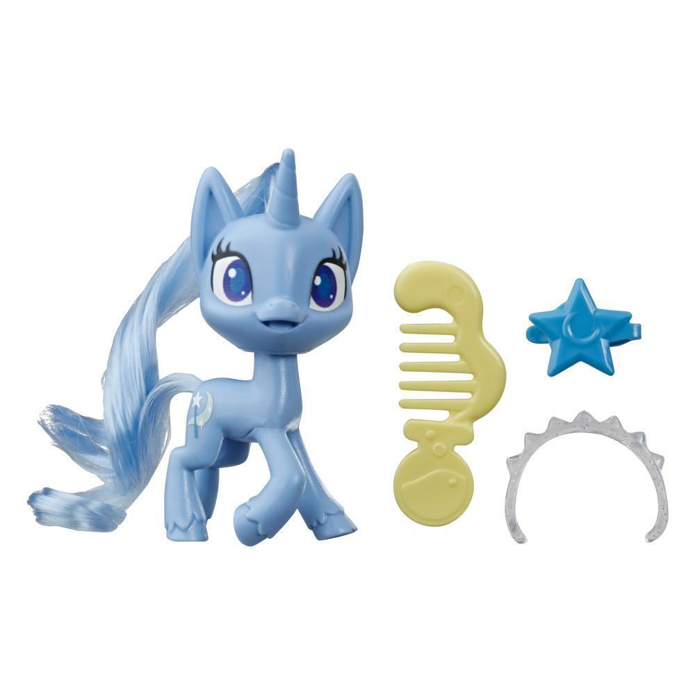 My Little Pony Magic pony with Trixie