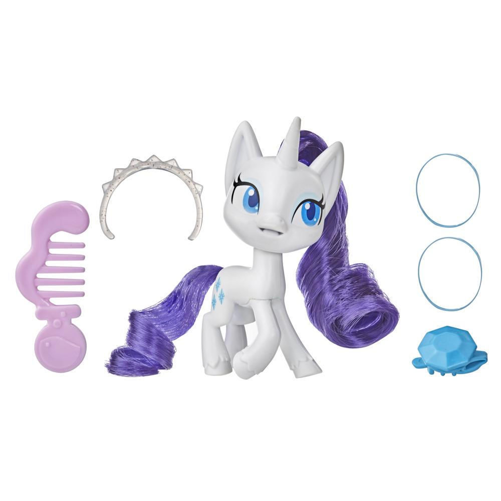 My Little Pony Magic pony with Rarity comb