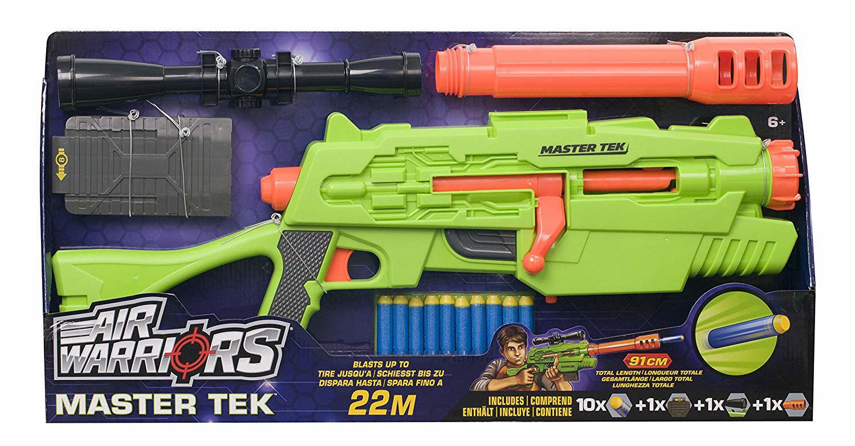 Immagine di Buzz Bee Toys Ultra Master Tek Blaster par