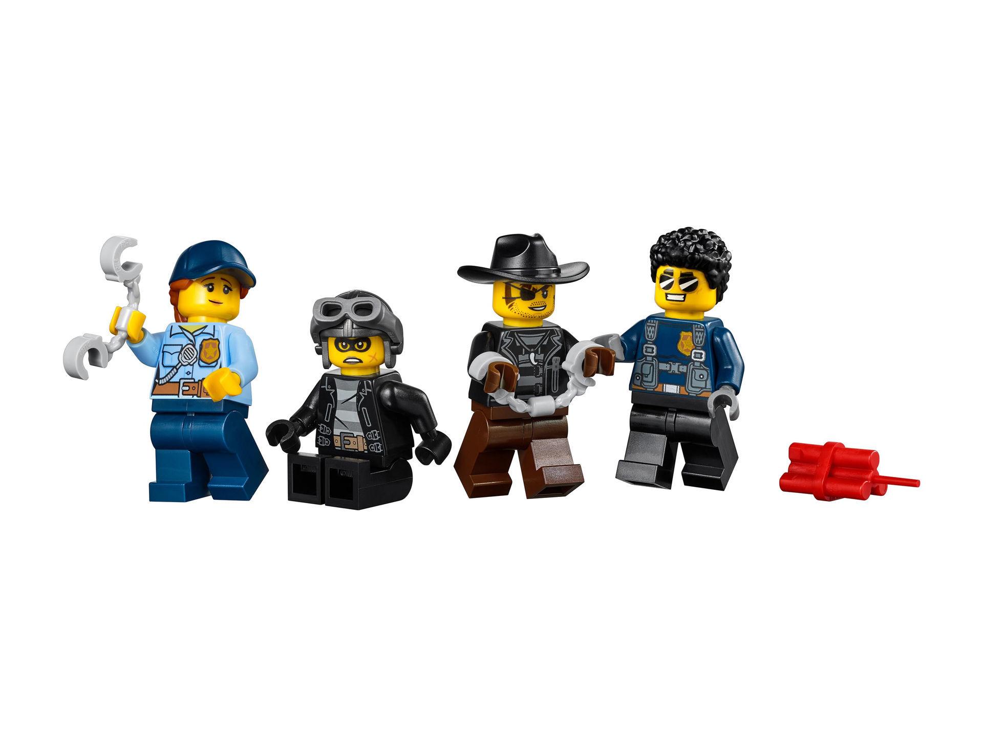 Lego City Police Prisoner Transport