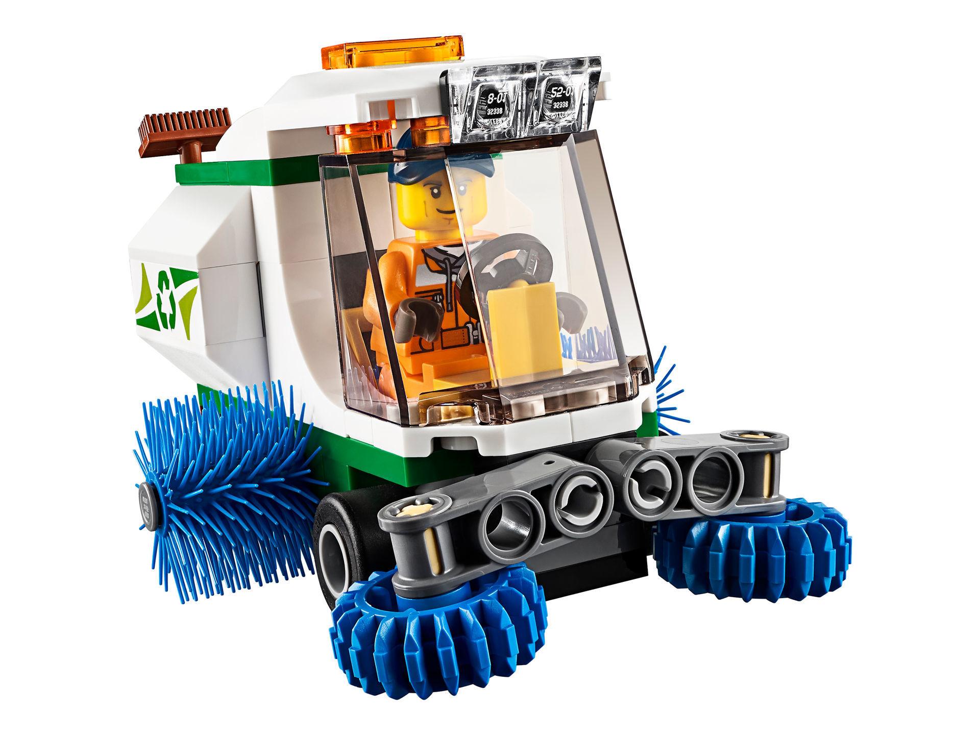 Lego City Street Sweeper 60249