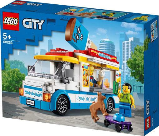 Lego City - Ice Cream Truck 60253