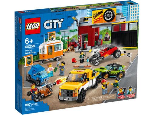 Lego City - Hardware Store 60258