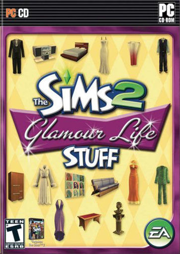 The Sims 2 Glamour Life Stuff PC
