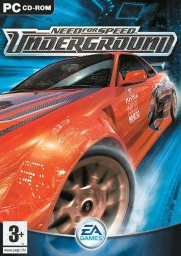 Need for Speed Underground (PC)