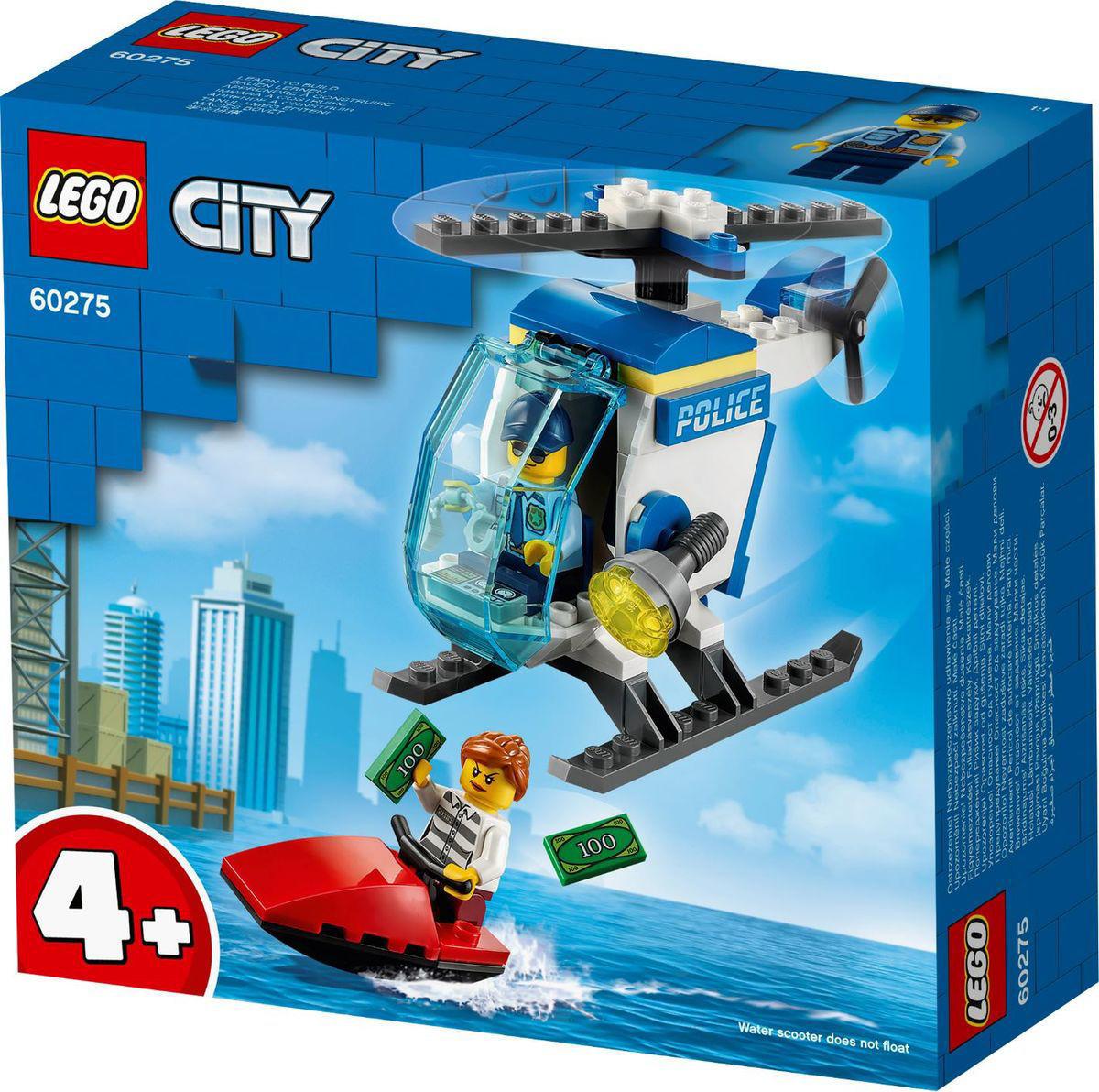 Imagen de LEGO City Police Helicopter 60275